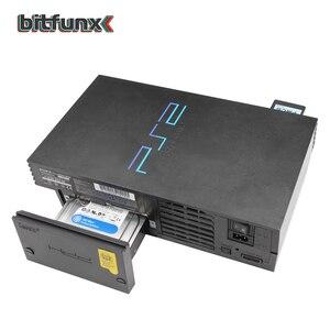 Image 2 - BitFunx FMCB Memory card 1.953 8MB for PS2 Playstation 2+Game Star SATA HDD adapter+SATA HDD Hard Disk Drive installed games