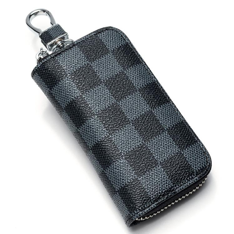 Car Key Case/pouch Universal Coin Purse Key Chain Large Capacity Men/ Women Multi-Function Small Wallet