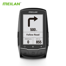 Bicycle-Speedometer Speed-Sensor Gps Bike Cycling Heart-Rate Meilan M1 Computer Wireless