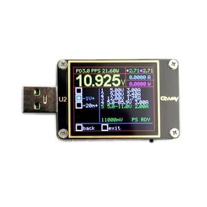 Image 3 - DIY כוח בנק 10000mah 18650 סוללה LED Bluetooth APP תשלום מהיר PD נייד כוח מטען רב פרוטוקול אלחוטי PPS QC2 QC4 +