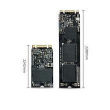 Kingspec SSD M2 2242 M.2 2280 SSD 64 ГБ 128 ГБ Disco Duro SSD 256 ГБ 512 ГБ 2280 Interne M2 жесткий диск для ноутбука/планшета/ноутбука