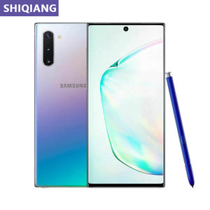 Soyes Snapdragon 855 Original Samsung Note10/note10 256gb 8gb Nfc Quick Charge 3.0 Wireless Charging