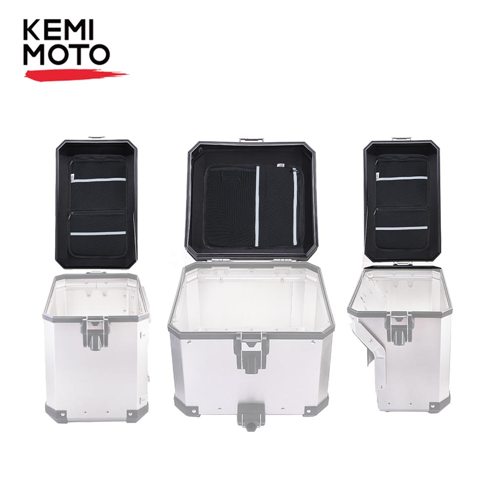 Para bmw r1200gs lc aventura r1250gs caixa de bagagem recipiente interno para bmw gs 1200 gs lc f800gs f700gs superior lado caso capa saco
