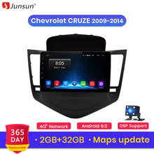 Junsun V1 2G + 32G Android 9.0 Voor Chevrolet CRUZE 2009-2011 2012-2014 Auto Radio multimedia Video Player Navigatie GPS 2 din dvd(China)