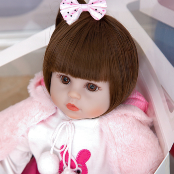 Кукла-младенец KEIUMI KUM18CB09-W11 6