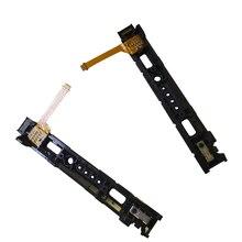 Deslizadores izquierdo y derecho para consola de switch NS, riel original para mando Joy con