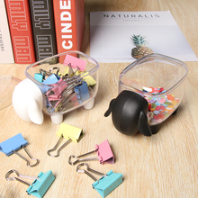 Storage-Boxs Office-Desk-Organizer Toothpick Home-Table-Decor Sheep-Shaped Plastic Creative