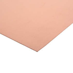 Image 5 - 1 قطعة جديد 99.9% النحاس النقي Cu الصفائح المعدنية لوحة احباط لوحة 100*200*0.5 مللي متر لتوريد الصناعة