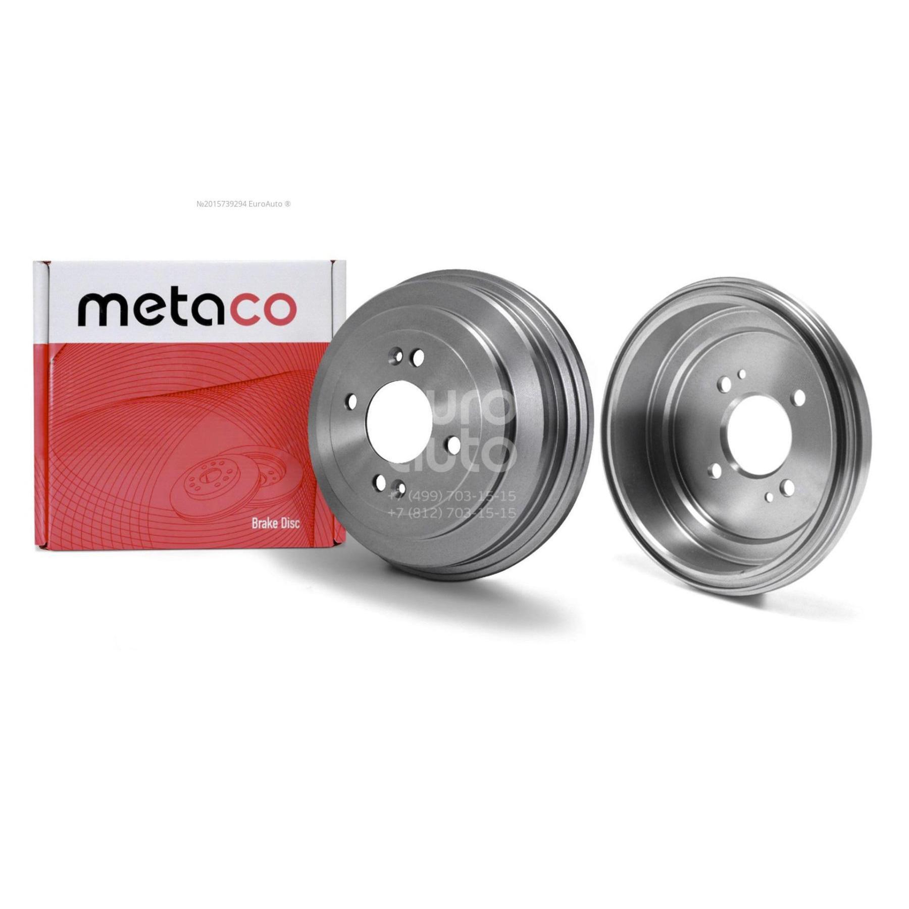 Metaco Барабан тормозной 3070-061