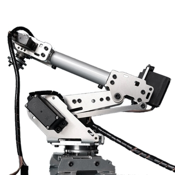 Mechanical Arm Arm 6 Freedom Manipulator Abb Industrial Robot Model Six Axis Robot