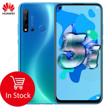 Original Huawei Nova 5i Mobile Phone 6.4 inch 6GB 128GB Kirin 710 Octa Core Android 9.0 Fingerprint unlock GPU Turbo 3.0