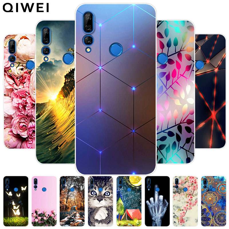 For <font><b>Huawei</b></font> Y9 Prime <font><b>2019</b></font> Case Soft Silicone Phone Back Cover For <font><b>Huawei</b></font> Y9 Prime <font><b>2019</b></font> Silicone Cases <font><b>Fundas</b></font> <font><b>Y</b></font> 9 Y9Prime <font><b>2019</b></font> image