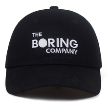 2020 new THE BORING COMPANY embroidery Mens Womens Baseball Caps Adjustable Snapback Caps Fashion dad Hats Bone Garros cheap VORON Adult Acrylic COTTON Unisex One Size Casual Letter KQIA02 Patchwork hats for women 55-60cm Active 7-45 days spring summer autumn winter