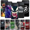 Smartphone Case For Samsung Galaxy Z Flip3 5G Z Flip 3 z flip ZF 5G Cover PC Hard Funda Coque Marvel Superheroes The Avengers