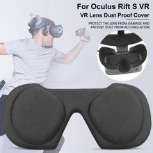 Защитная крышка для объектива VR Пылезащитная Накладка для Oculus Rift S VR игровая гарнитура простая в использовании высокое качество Простота в использовании и чистке