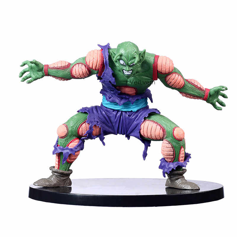 Dragon Ball Z Piccolo Gohan Super Saiyan Hercule Mark Piccolo Broly Dragonball son goku PVC Action Figure modelo brinquedos