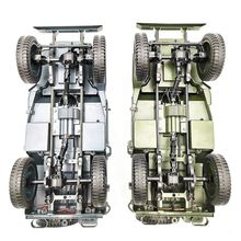 1:10 RC Car Q65 C606 2.4G 4WD Convertible Remote Control Lig