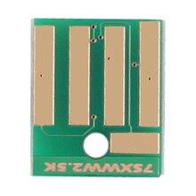 35K 24B6015 toner patrone chip für Lexamrk M5155 M5163 M5170 XM5163 XM5170 laser drucker