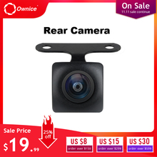 Ownice, универсальная Водонепроницаемая HD sony/MCCD рыбий глаз, ночное видение, 170 градусов, Автомобильная камера заднего вида, парковочная камера для всех автомобилей