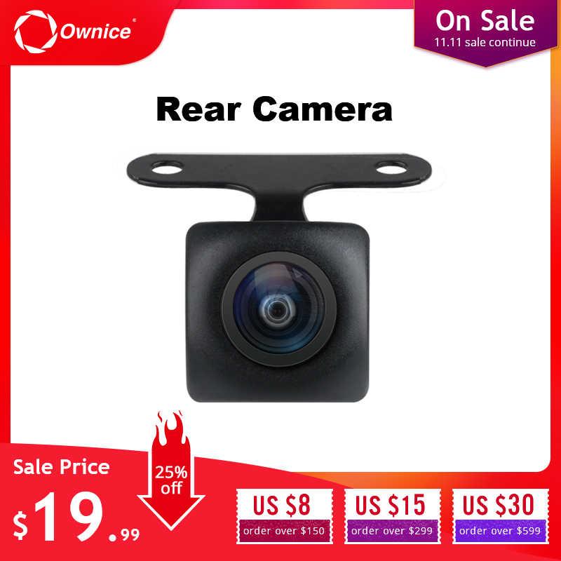 Ownice universel étanche HD Sony/MCCD Fisheye lentille Starlight Vision nocturne 170 degrés voiture vue arrière caméra de stationnement pour toutes les voitures