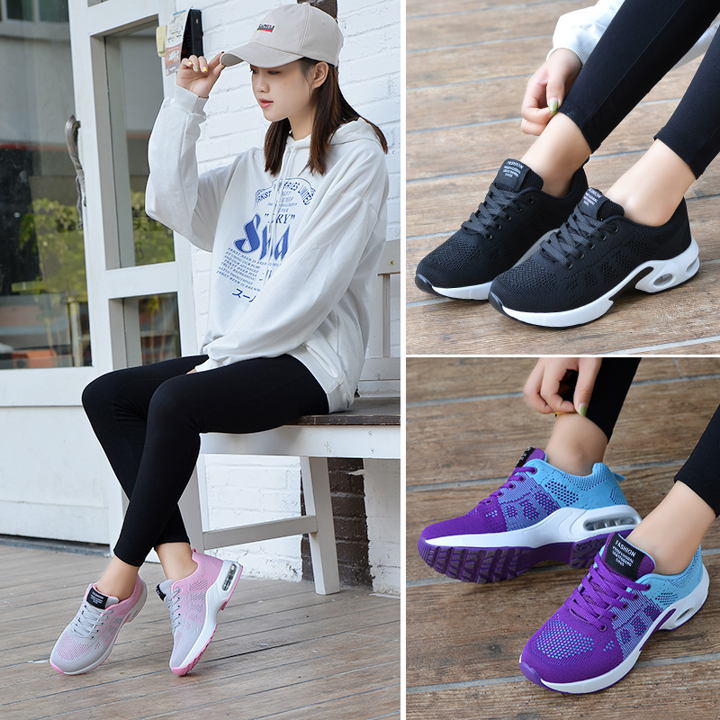 Tenis Feminino Women Tennis Shoes Female Brand Jogging Sport Shoes Ladies Sneakers Trainers Tenis Plataforma Zapatos De Mujer