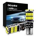 2x T10 W5W светодиодный Клин светильник Габаритные фары лампы для Ford Focus 2 1 Fiesta Mondeo 4 3 Transit Fusion Kuga Ranger Mustang ка S max