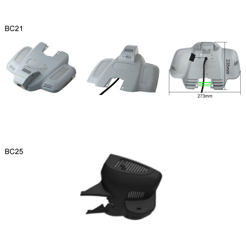 SINOSMART 96658 Wifi DVR камера для Mercedes Benz E Class W212 W213 W204 и т. д. Контроль приложения SONY IMX323