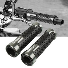 "7/8 ""22 мм противоскользящая ручка для мотоцикла рукоятка"