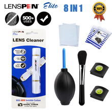 цена на Camera lens cleaning kit Lenspen Lens Cleaning Pen NLP-1 Invisible Carbon Compound Dust Cleaner for Canon Nikon Sony DSLR SLR