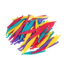 Placer elástico ortodôntico de 100 pces para cintas-placers elásticos da faixa de borracha