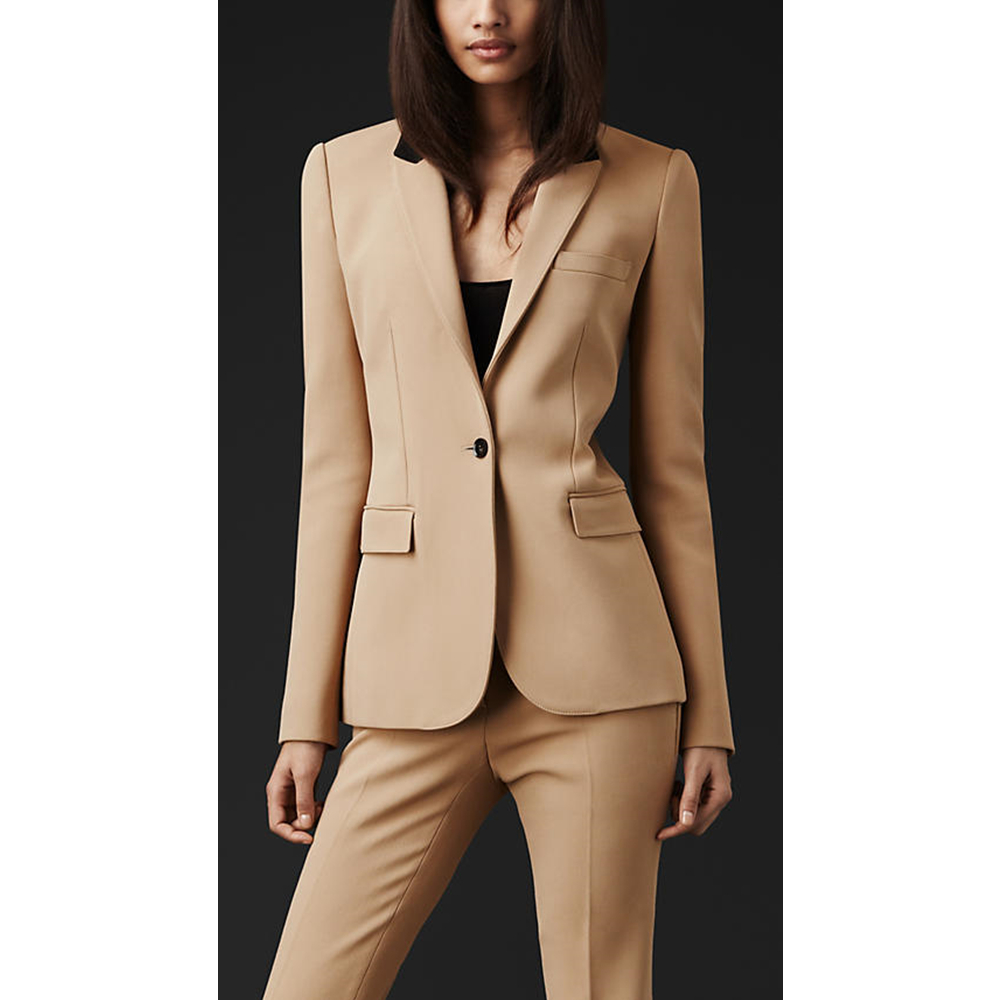 Promotion Women Evening Pant Suits New Custom Made Formal Women Suit Office Ladies Business Professional Work Wear Clothes