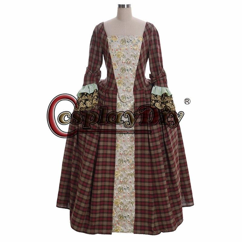 Купить женский костюм для косплея из викторианской эпохи