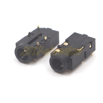 2pcs New For TOSHIBA C850 L850 C870 L870 C855 L855 C50 Audio Jack Headphone Port Connector Socket Laptop Motherboard v000275300 for toshiba for satellite c850 c855 l850 l855 hm70 motherboard 100% work perfectly