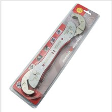 Fast Universal Wrench Flexible Magic Tube High Hardness Multi-function 9-45mm Remove Wrenc