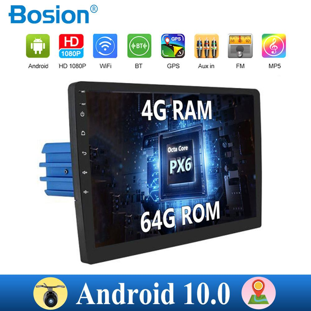 4G RAM <font><b>car</b></font> <font><b>multimedia</b></font> <font><b>player</b></font> <font><b>1din</b></font> android 10.0 <font><b>car</b></font> radio for universal <font><b>car</b></font> gps navigation BT FM AM RDS wifi camera swc map image