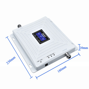 Image 5 - Lintratek Repeater GSM 4G LTE สัญญาณ Booster 900 1800 2600 GSM 900 LTE 1800 4G 2600 Booster GSM 1800 AMPLI Tri Band @ 5