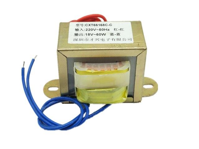 Haga clic en TR060 12V 20-60Va Transformador precableado