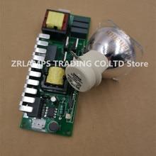 100% جديد 7R 230 واط Sharpy شعاع/تتحرك رئيس بقعة ضوء 7R MSD البلاتين المرحلة ضوء مصباح منصة مع الصابورة شحن مجاني