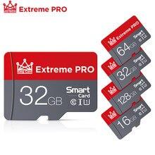 Alta qualidade mini cartão micro sd tf cartão class10 8gb 16 gb 32 gb 64gb cartões de memória 128gb memória microsd para o telefone/tablet/câmera