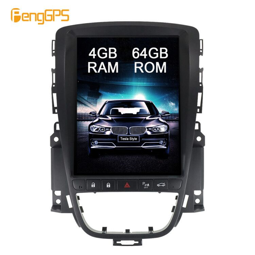 Android 8 1 GPS Navigation DVD Player for Opel Vauxhall Holden Astra J Buick Excelle 2010