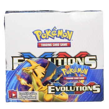 360 Cards Pokemon TCG: XY Evolutions Sealed Booster Box Trading Card Game Toys 2