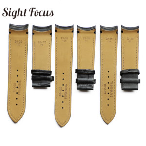 Image 5 - Original CalfskinหนังWatchband 1853 สำหรับTissotนาฬิกาT035410A 407A Couturier 22 23 24mmนาฬิกาเข็มขัดสร้อยข้อมือ