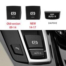 Tampa do interruptor de freio e botão de estacionamento, de freio e de mão, para bmw 5 7 f01 f02 f07 f10 f11 f18 f30 520 523 730 2009-2017