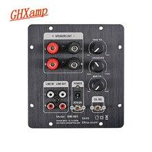 GHXAMP 2.1 głośnik Subwoofer płyta wzmacniacza TPA3118 Audio 30W * 2 + 60W Sub AMP z niezależnym wyjściem 2.0