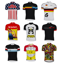 2019 NEW Summer Breathable Short Sleeve Cycling Jersey Ropa De Ciclismo Hombre Bike Clothing Tops MTB Bicycle Clothes rcc raphp summer short sleeve cycling jersey tops ropa de ciclismo hombre road bike clothing mtb bicycle clothes cycle wear