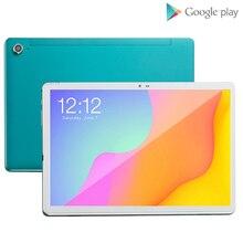 2021 Newest 10.6 inch Tablet PC MT6797 Deca Core 1920*1200 2.5K IPS Screen 13.0MP Dual 4G 6GB RAM 128GB ROM Tablets планшет