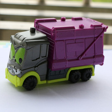 1pcs/set New Arrival For Cartoon 10*6*4cm Big Car Collecting Figure Toys For Boys Trucks Model Dolls Kids Gift