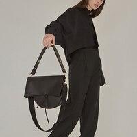 BEACH Women Bag Messenger Vintage Shoulder Bag Female Handbag Female Crossbody Girl Bolsas pu Leather Bag Tote