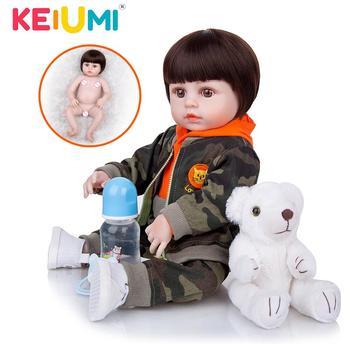 Кукла-младенец KEIUMI 19D27-C346-S08-T19 1