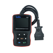בורא C502 OBD2 סורק מנוע OBDII קוד Reader עבור מרצדס בנץ מלא מערכת רכב אבחון כלי שמן איפוס קוד קורא